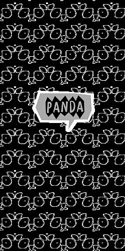夢みる子パンダ