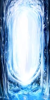 milkuro「森の光と泉/背景」ケース