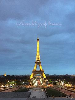 Princess of Paris パリのお姫様