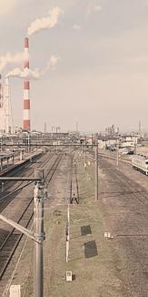 【北海道】駅からの景色