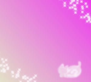 ピンク ねこ