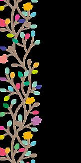 キュート花柄
