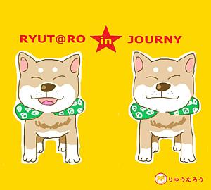 BKOA-R02「旅するりゅうたろう」(手帳タイプ)