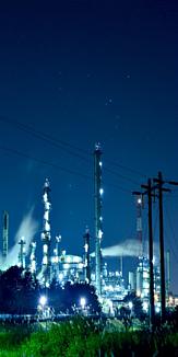 工場夜景 スマホケース