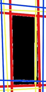 マルチカラー ストライプ