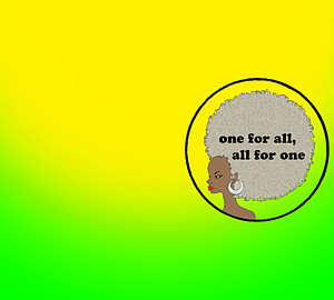 One for all, All for one(手帳)