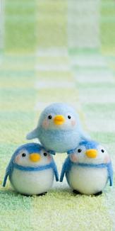 ペンギンファミリー