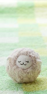 夢見る羊さん