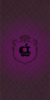 呪われし魔導通信機具 紫