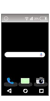 なぜかiPhoneの背面がアンドロイド風になっているフレーム