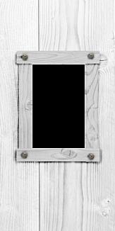 アンティーク調の木デザイン #028