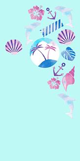 SeaWorld POP オリジナルスマホケース
