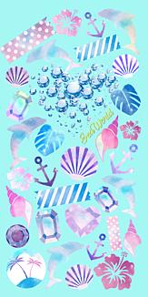 SeaWorld イルカ POP オリジナルスマホケース
