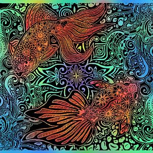 恋する金魚