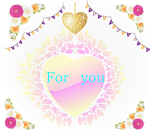 For you♡