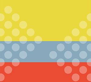 北欧カラーDot012b