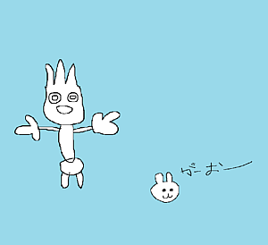 子供の絵2