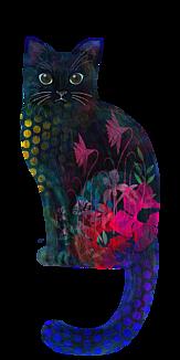 猫・黒猫 クリア