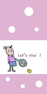 ケース テニス