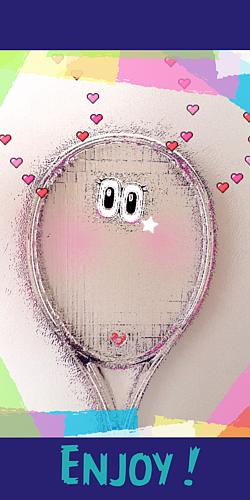ケース tennis