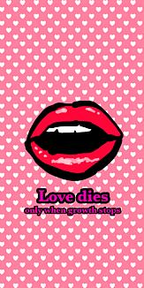 LOVE DIES~