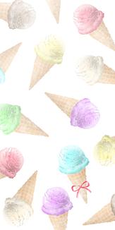 七色アイスクリーム