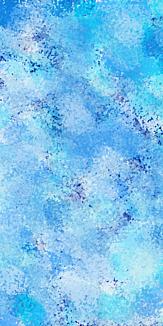 油彩風スマホケース【blue02】手帳