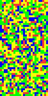 デジタル迷彩(原色)