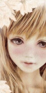 初恋 - 色鉛筆画