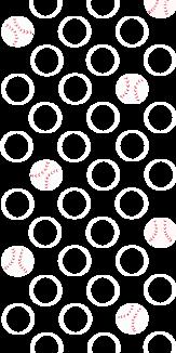 ドット野球ボール
