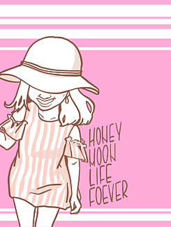 HONEY MOON LIFE (PINK)