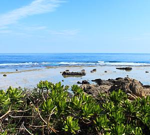 あやまる岬 海岸