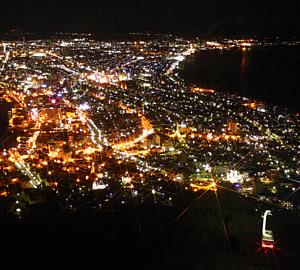 日本三大夜景 函館