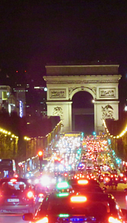 Paris 〜Arc de Triomphe〜