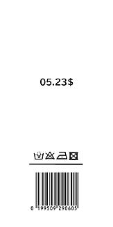King&Prince 岸優太 バーコード シンプルケース