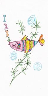 お魚の数え歌