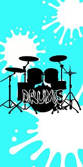 楽器(ドラム)
