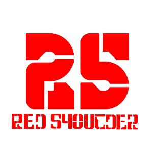 Red Shoulderロゴ
