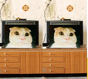 猫のスマホケース