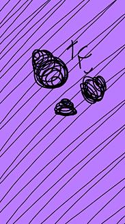 『たにし』さん~パープル系×ロゴ黒~