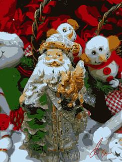 『サンタクロース』