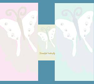 『~~美しい蝶々~~②』