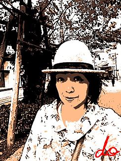『帽子の人⑦』~dotto~