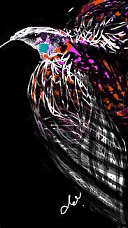 〔鳥の舞②〕