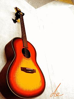 『アコースティックギター』