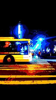 『最終バス』②