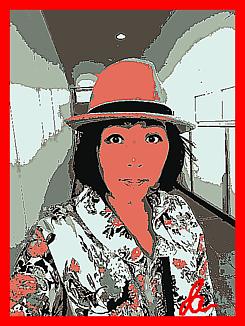 『帽子の人③』~dotto~