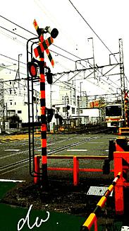 〈電車♢②〉