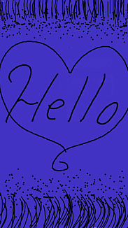 『HELLOタペストリー』⑥