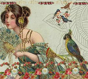 『鳥好きなお姫さま⑧』